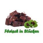 Fleisch in St�cken