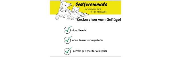 Hundesnacks vom Geflügel
