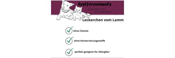 Hundesnacks vom Lamm