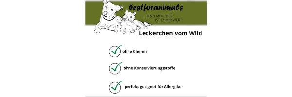 Hundesnacks vom Wild