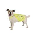 MAXI SAFE Sicherheitsweste für Hunde, Rückenlänge 25 cm
