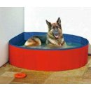Doggy Pool blau/rot 120CM