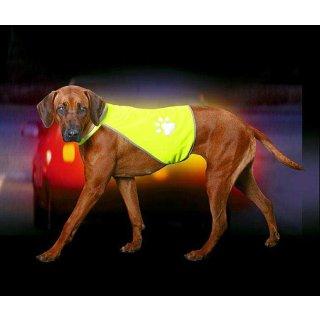 Karlie SAFETY-DOG Sicherheitsweste - Gelb L