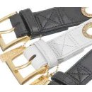 Karlie NOBLE LINE Halsband - Schwarz 65 cm
