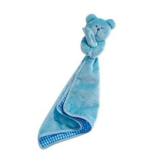 CUDDLE FRIEND B?R BLAU 40CM