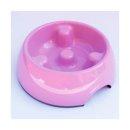 DOGIT Go-Slow Anti-Schling-Napf Rosa 140 ml