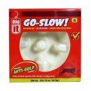 DOGIT Go-Slow Anti-Schling-Napf Weiss 300 ml