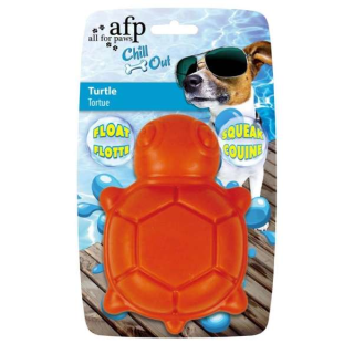 All for Paws Chill Out TRP-Spielzeug Turtle