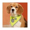 Karlie Safety Dog Sicherheitshalstuch - Gelb 24-30cm / 20mm