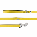 Basic Leine Nylon 140x2cm Yellow