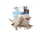 Classic Comfort Schleifenbälle Katzenspielzeug