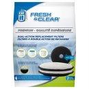 CATIT Premium-Ersatzfilter für Fresh&Clear...