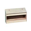 Karlie Flamingo Futterkrippe aus Holz für Vögel...