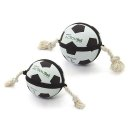 Actionball Fussball schwarz/weiß