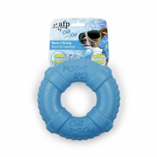 All for Paws Chill Out Water LifeRing Blau