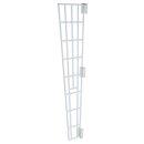 Schutzgitter für Fenster, Seitenteil 62 × 16/7...