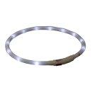USB Flash Leuchtring Silikon/Kunststoff 70cm