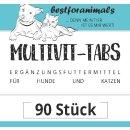 bestforanimals Multvit-Tabs