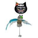 CRAZY CAT Funny Bird mit 100% Catnip