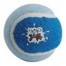 ROGZ MOLECULE Welpen-Tennisball, 6,4 cm rosa