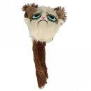 Grumpy Cat Katzenspielzeug Fluffy Grumpy Toy