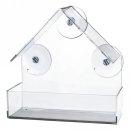 Futterhaus für Fensterscheibe, Kunststoff 225 ml/15...