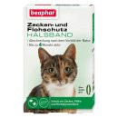 Zecken- und Flohschutz Halsband 35cm Katze