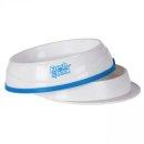 Kühlnapf Fresh & Cool weiß/blau