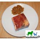 Pferdefleisch-Klumpen, 2kg
