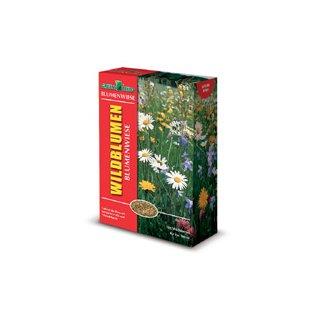 Greenfield Wildblumen-und Kräuterwiese mit Gräsern 10kg