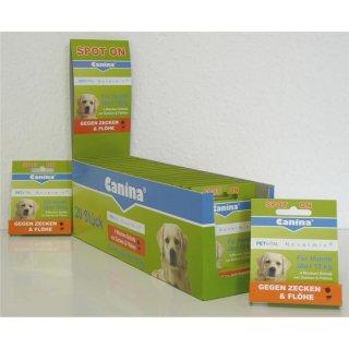 Canina Pharma PETVITAL Novermin für große Hunde 4ml