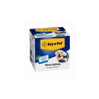 Bay-o-Pet Ohrenspülung Hund und Katze 2x25ml
