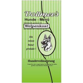 Vollmers Welpenkost 15 kg