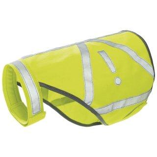 Hunter Warnweste Farbe gelb, reflektierend Größe S