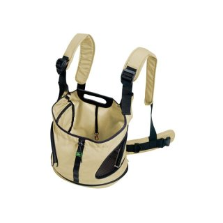 Hunter Kangaroo Tasche, Farbe: beige
