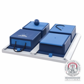 Dog Activity Poker Box 1 31 × 31 cm