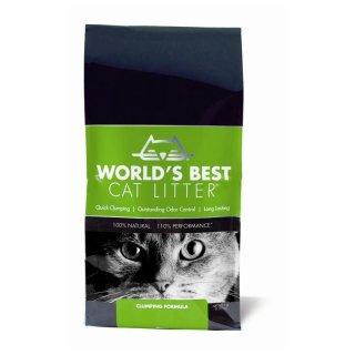 Worlds Best Cat litter GRÜN clumping 3,18 kg