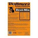 Vollmers Katzen-Menü Drei-Mix 10 kg