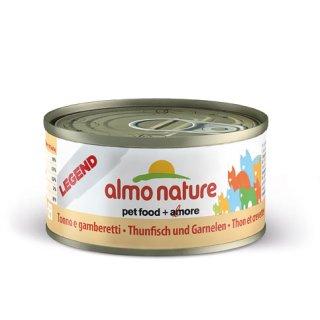 Almo Nature HFC - Thunfisch und Garnelen 70g