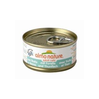 Almo Nature HFC - Forelle und Thunfisch Jelly 70g