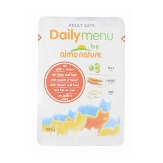 Almo Nature Daily Menu Huhn & Rind 70g
