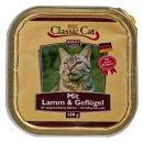 Classic Cat Schale Lamm & Geflügel 100g