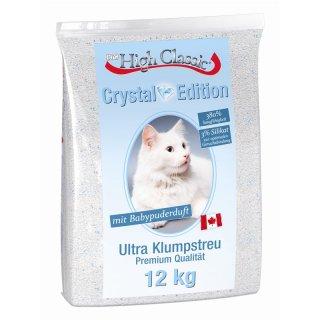 High Classic Katzenstreu Crystal Edition 12kg