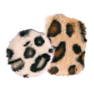 Set Raschelkissen, Plüsch, Katzenminze ø 5,5 × 7 cm, 2 St.