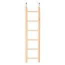 Leiter, Holz 6 Sprossen/28 cm