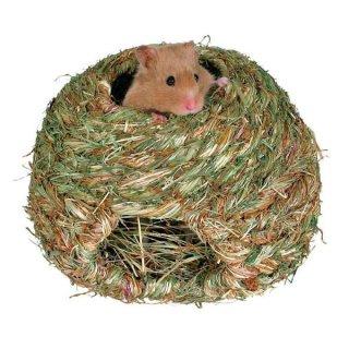 Nest, Hamster, Gras ø 16 cm