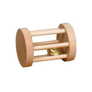 Spielrolle, Kleintiere, Holz ø 5 × 7 cm