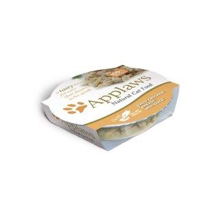 Applaws Cat Pots mit fruchtiger Hühnerbrust & Ente 60 g