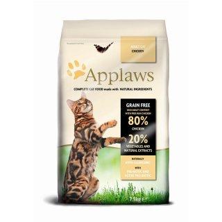 Applaws Katzentrockenfutter mit Hühnchen 7,5 kg