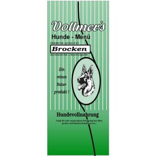 Vollmers Brocken 15 kg